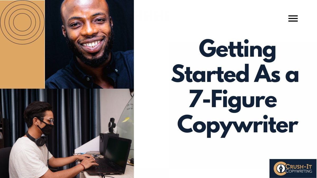 Getting Started as a copywriter