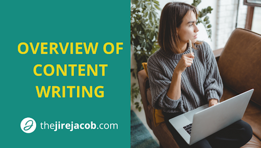overview of content writing
